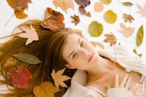 Random image: ženy a podzim