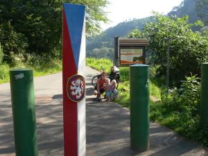 Random image: 2011-07-07 cykloputovani 012 nemecka hranice