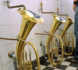 Random image: musical_instrument_urinals