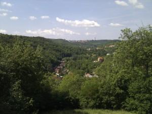 Random image: výhled od kostela Sv. Matěje