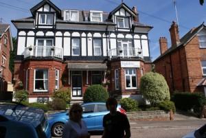 Random image: ubytování v Bournemouthu